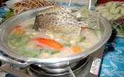 Thưởng thức cá nâu nấu mẻ ở Bạc Liêu