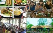 Tiệc cuối năm tại Làng Ẩm thực văn hóa Tây Nguyên