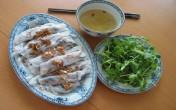 Hương vị bánh cuốn Thanh Trì xưa