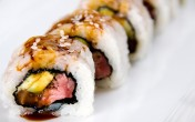 Lạ miệng với sushi cuốn thịt bò