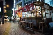 """""""Yatai"""" đặc trưng của âm thực đường phố Nhật Bản"""