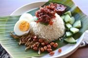 Đi Singapore nhớ ăn món Nasi lemak