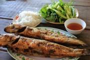 Về miền Tây chớ quên thưởng thức cá lóc nướng