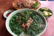 Hương vị canh cá Quỳnh Côi