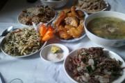 Thưởng thức gỏi cá hoa chuối của người Thái miền Tây Bắc