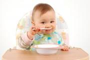 Thực đơn ăn dặm của bé 7 tháng tuổi
