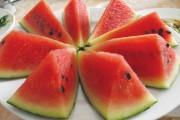 Mẹo vặt chọn dưa hấu ngon