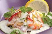 Món ngon mùa hè: Salad ổi bổ dưỡng