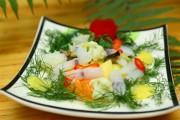 Món nhậu cuối tuần: Mực xào rau củ