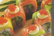 Món ngon Nhật Bản: Sushi Maki