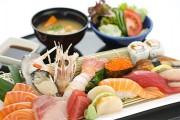 Độc đáo từ Sashimi Nhật Bản