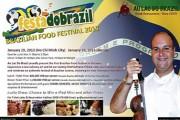 Khám phá lễ hội ẩm thực tại Au Lac Do Brazil