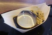 Thưởng thức món bánh nước tại Nhật Bản