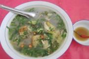Thưởng thức khô cá rún nấu sim-lo ở miền Tây