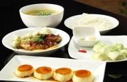 Bữa ăn thịnh soạn với 150.000 VNĐ