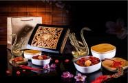 Mứt hoa quả - món quà đặc trưng ngày Tết của người Việt
