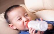 Uống sữa nhiều trẻ có cao?