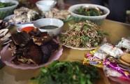 Gỏi cá đãi khách quý của người Thái ở Điện Biên