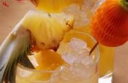 Pha chế rượu hoa quả ngon