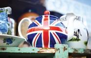Thưởng thức trà chiều tại London