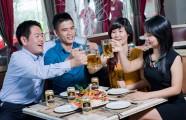 Uống bia thế nào cho đúng?
