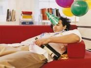 Bí quyết giảm mệt khi say rượu