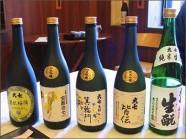 Không thể thiếu rượu Sake trong ẩm thực Nhật