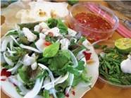 Món ngon Phú Yên: Gỏi cá nhái