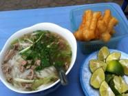 Những quán phở tên lạ ở Hà Nội