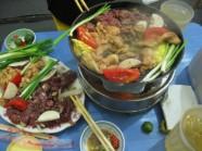 Những món nướng thơm ngon ở Hà Nội
