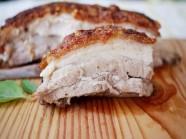 Mẹo chế biến thịt quay thơm ngon giòn bì