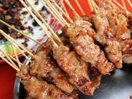 10 quán thịt xiên nức tiếng đất Hà Thành