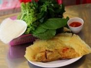 Địa chỉ ăn bánh xèo ngon ở Sài Gòn