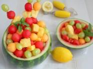 Giúp bạn với 3 cách bày trái cây đẹp mắt