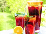 Cocktail trái cây cho người sợ béo