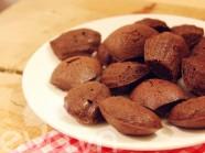 Ngọt ngào bánh sò vị sô cô la