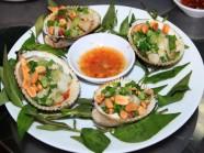 Đến Phú Yên thưởng thức những món ngon từ sò