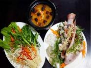 Đi ăn lẩu cháo cá vị Bắc ở Sài Gòn
