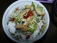 Bún hến - hương vị Huế tại Quảng Nam