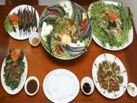 Nhà hàng Lẩu cá kèo