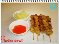 Quán Thịt xiên nướng Thái Lan