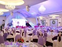 Tiệc cưới Hoa viên Nam Bộ