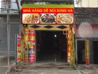 Nhà hàng dê núi Song Hà