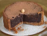 Bánh chocolate đơn giản