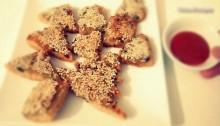 Bánh mì chiên tôm