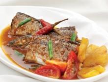 Cá Thu Nhật kho nước dừa