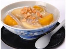 Chè khoai lang cốt dừa