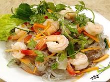 Miến trộn kiểu Thái
