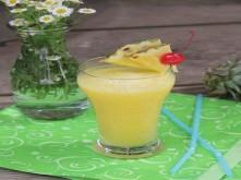 Pina colada - hương vị cocktail