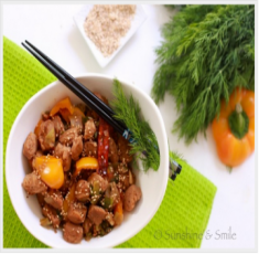 Cà ri đậu nành